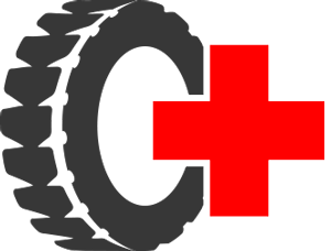 emergency tyre icon