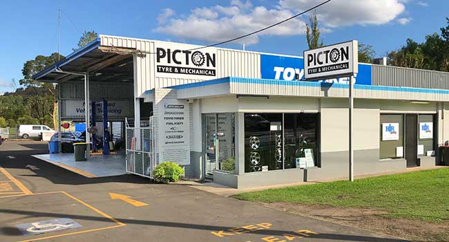 picton tyre and mechanical workshop
