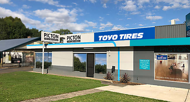 Picton Tyre and Mechanical